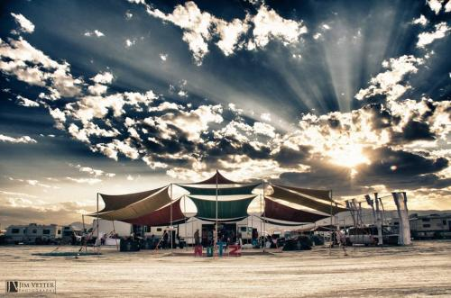 Home on the Playa